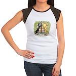 Brunner Pouters Women's Cap Sleeve T-Shirt