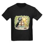 Brunner Pouters Kids Dark T-Shirt