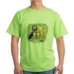 Brunner Pouters Green T-Shirt