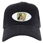 Brunner Pouters Black Cap