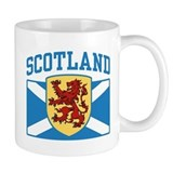 Scotland Coffee Mug