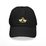 Buff Geese #2 Black Cap