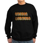 Shiksa Goddess Sweatshirt (dark)