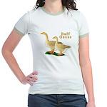 Buff Geese #5 Jr. Ringer T-Shirt