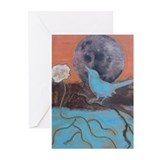 Encaustic Greeting Cards (Pk of 10)