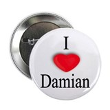 "Damian 2.25"" Button (100 pack)"