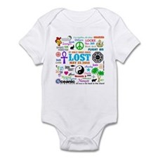 Loves Lost Infant Bodysuit