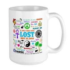Loves Lost Ceramic Mugs