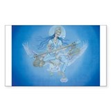 Saraswati Decal