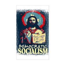 Democratic socialism Decal