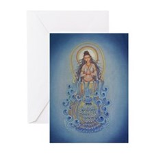 Ganga Greeting Cards (Pk of 10)