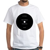 White Joy Division T-Shirt