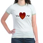 You Love Me Jr. Ringer T-Shirt