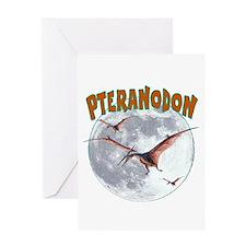 Pteranodon Greeting Card