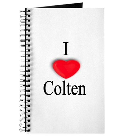 Colten Journal