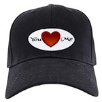 You Love Me Black Cap