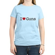 I love guns T-Shirt