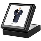 Barrister Keepsake Box