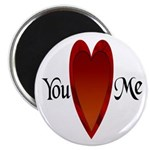 You Love Me Magnet