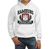 Hamburg Germany Jumper Hoodie