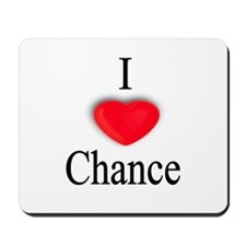 Chance Mousepad