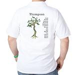 Carma-Lu's Personalized Golf Shirt