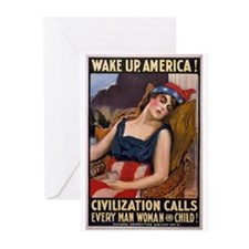 Funny End of the world Greeting Cards (Pk of 20)