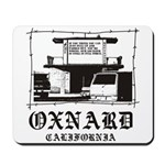 Oxnard SSL Mousepad