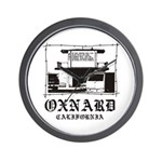 Oxnard SSL Wall Clock