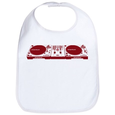 Stanton DJ Setup Bib