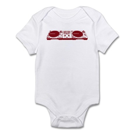 Stanton DJ Setup Infant Bodysuit