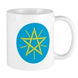 Ethiopia Coat of Arms Small Mugs