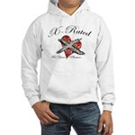 X-Rated Hooded Sweatshirt