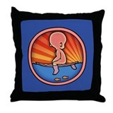 Li'l Kahuna Throw Pillow