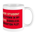 Min Pin Honor Student Mug