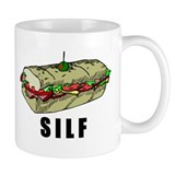 SILF Small Mug