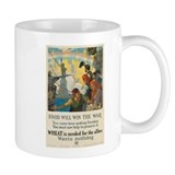 Food Will Win the War Mug