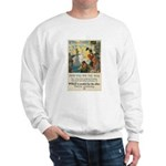 Food Will Win the War Sweatshirt