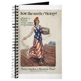 Sow the Seeds of Victory Journal