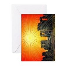 Solstice Light Greetings cards