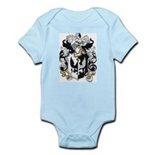 Penney Coat of Arms Infant Creeper