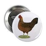 """Welsummer Hen 2.25"""" Button (100 pack)"""