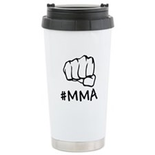 #MMA Ceramic Travel Mug