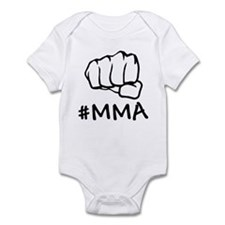 #MMA Infant Bodysuit