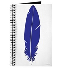 Blue Feather Journal