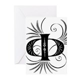 Cute Greek symbol Greeting Cards (Pk of 10)