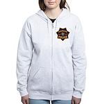 Grapevine Police Women's Zip Hoodie