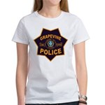 Grapevine Police Women's T-Shirt