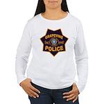 Grapevine Police Women's Long Sleeve T-Shirt