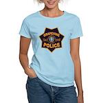 Grapevine Police Women's Light T-Shirt